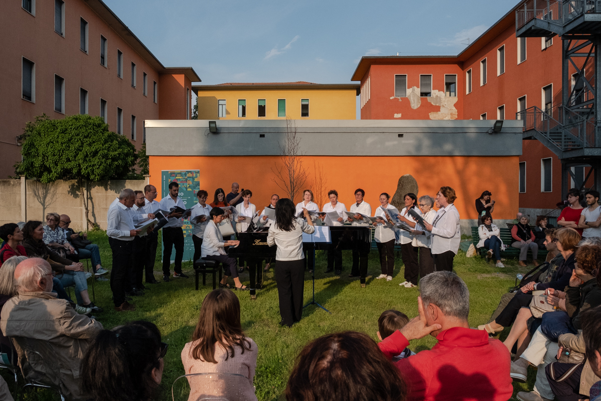 A year in Casa Jannacci